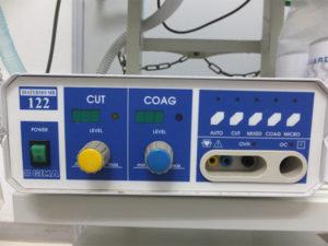 電気外科ユニット